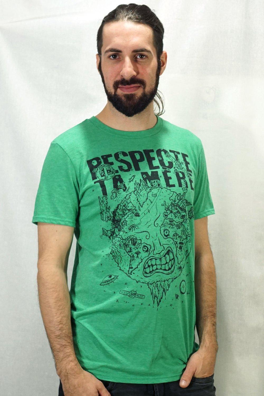 Image of Respecte ta mère / T-shirt Homme
