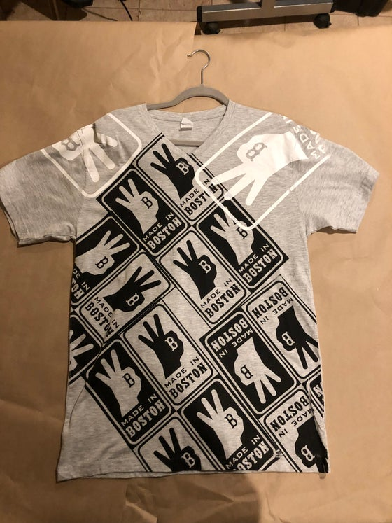Image of 1 off - L - Vneck