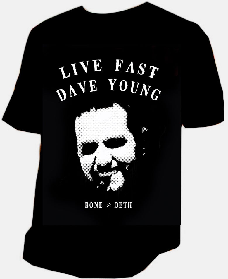 Image of Live Fast Dave Young