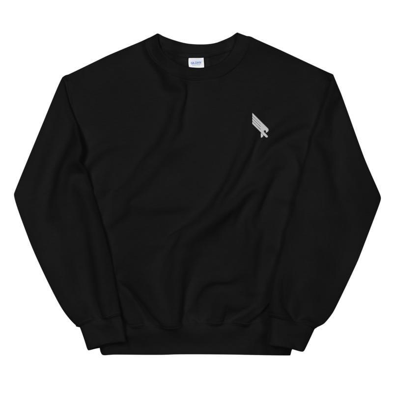 Image of EVSN Black Sweatshirt