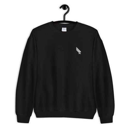 Image of EVSN Black Sweatshirt