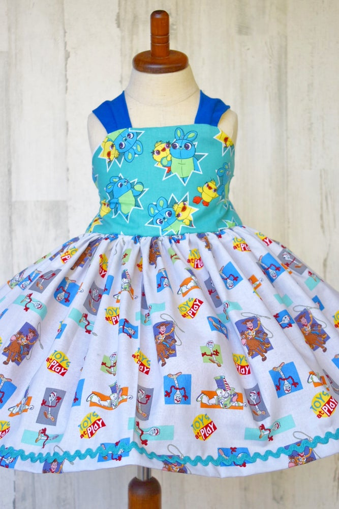 Image of Toy Story 4 Dress