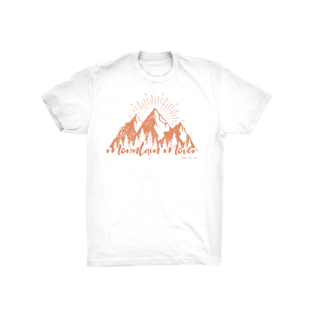 Image of Mountain Mover t-shirt