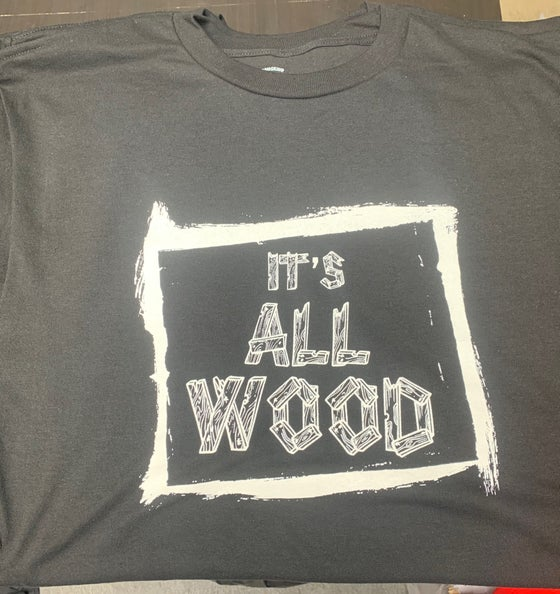 Image of IT'S ALL WOOD