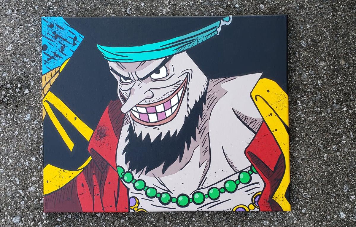 Image of Pirates Malice- Blackbeard