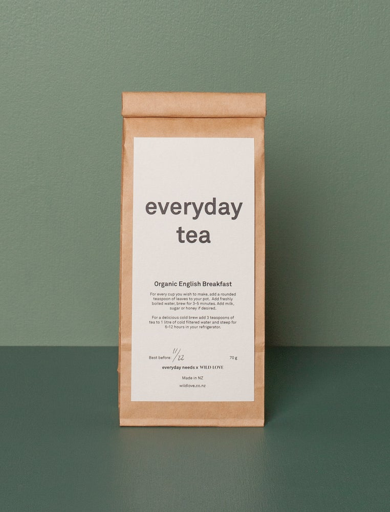 Image of Everyday Needs x Wild Love Everyday Tea