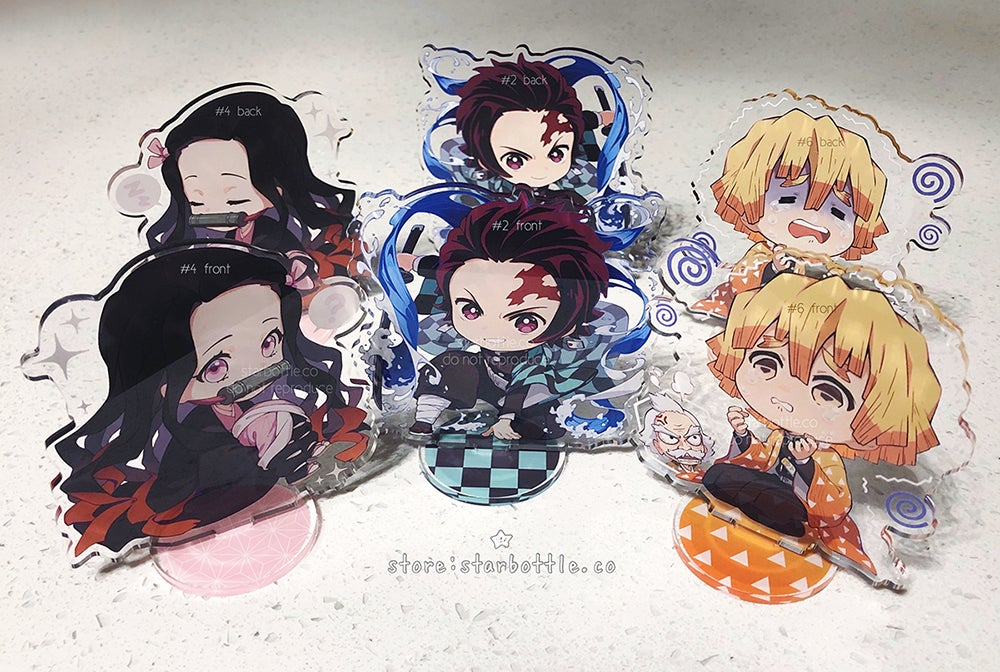Image of [Acrylic Charm/Stand] KNY