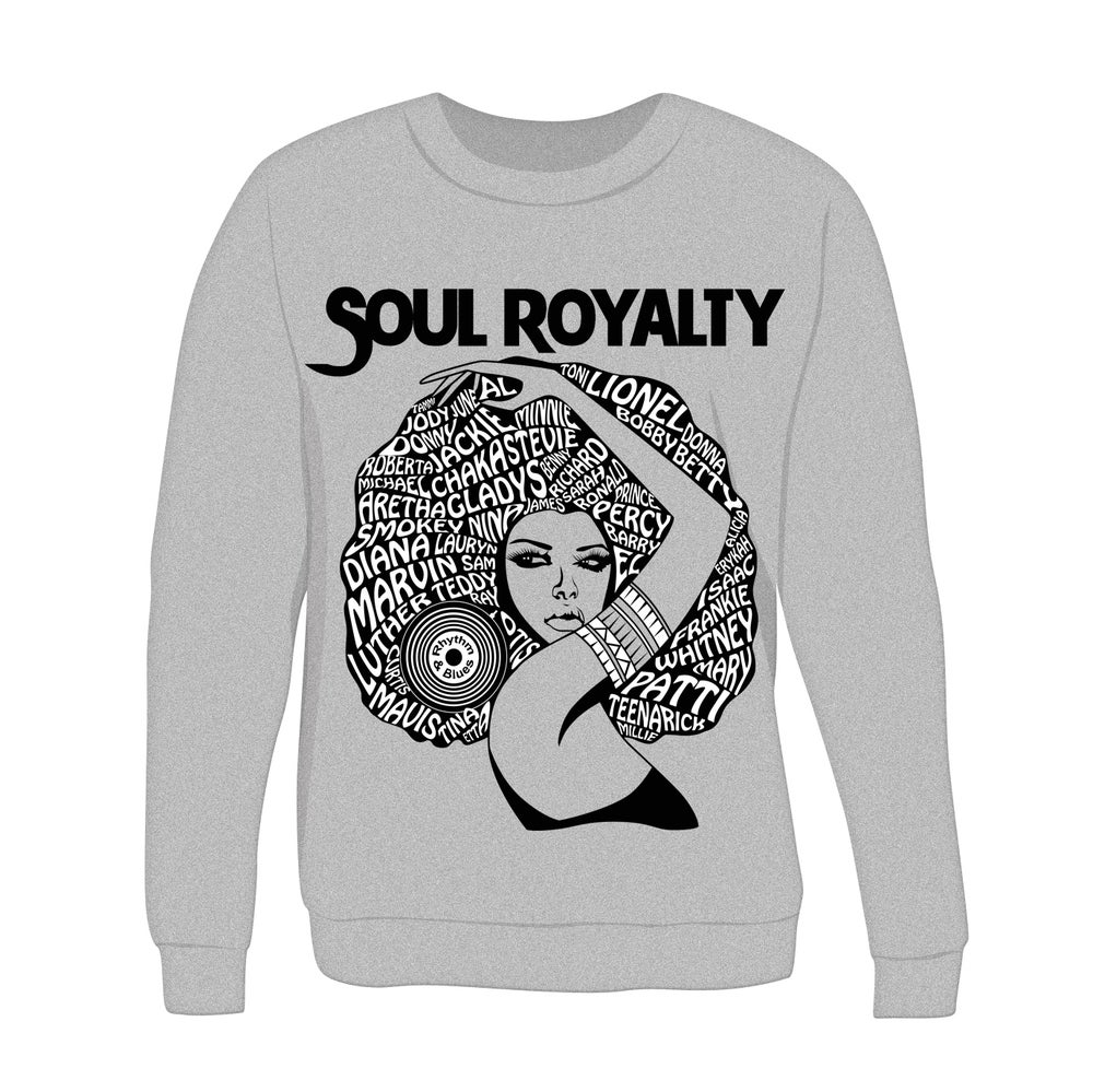 Image of Soul Royalty: Cewneck Sweatshirt HIS X HERS