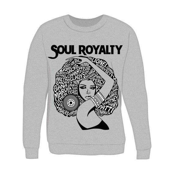 Image of Soul Royalty: Crewneck Sweatshirt HIS X HERS