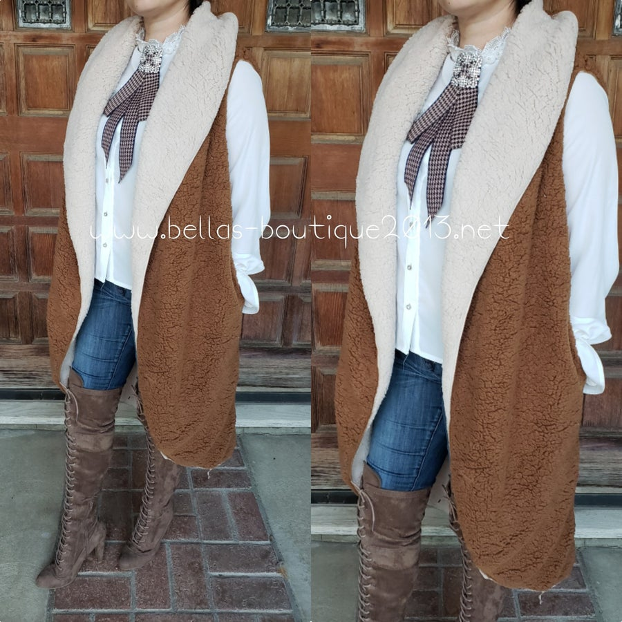 Image of Carol Long Vest