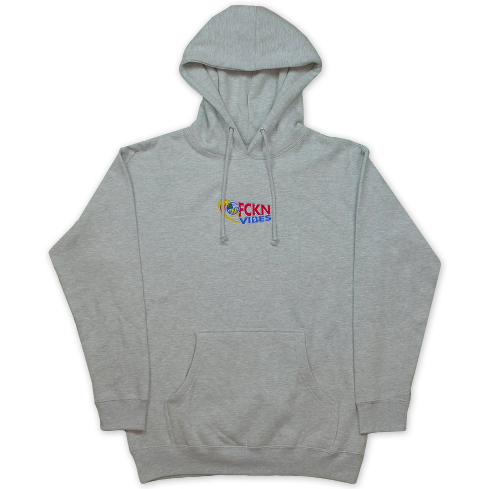 Image of NY Lottery Hoodie (Grey)