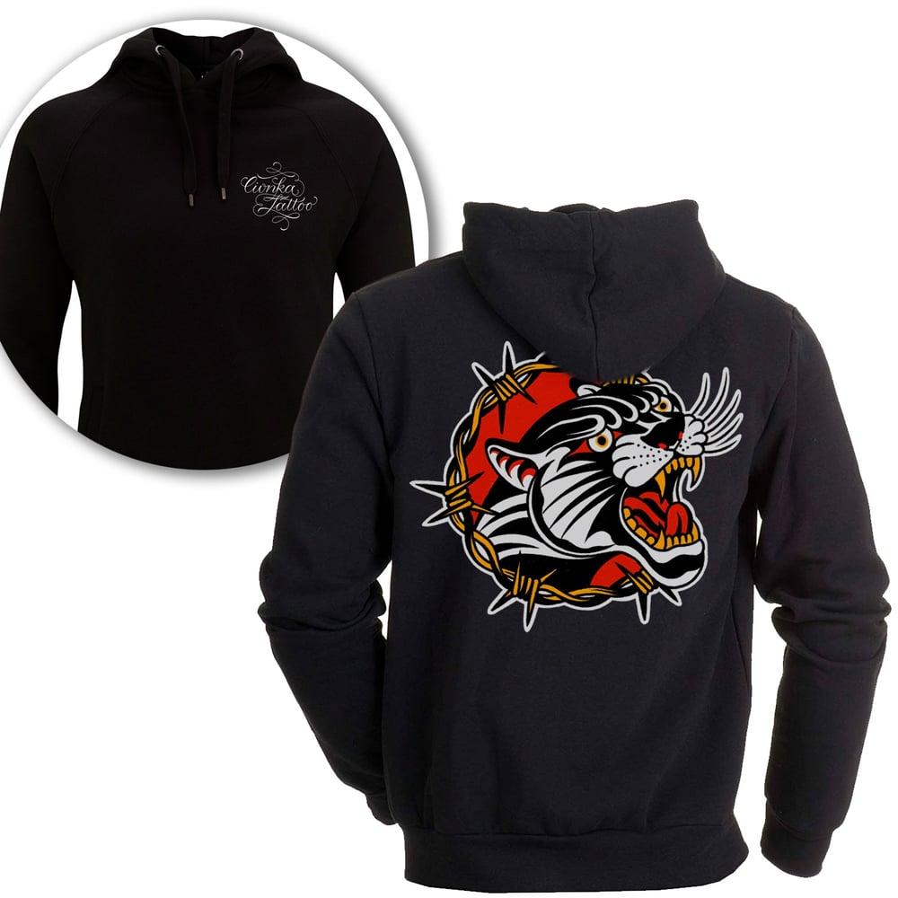 Image of Panther hoodie