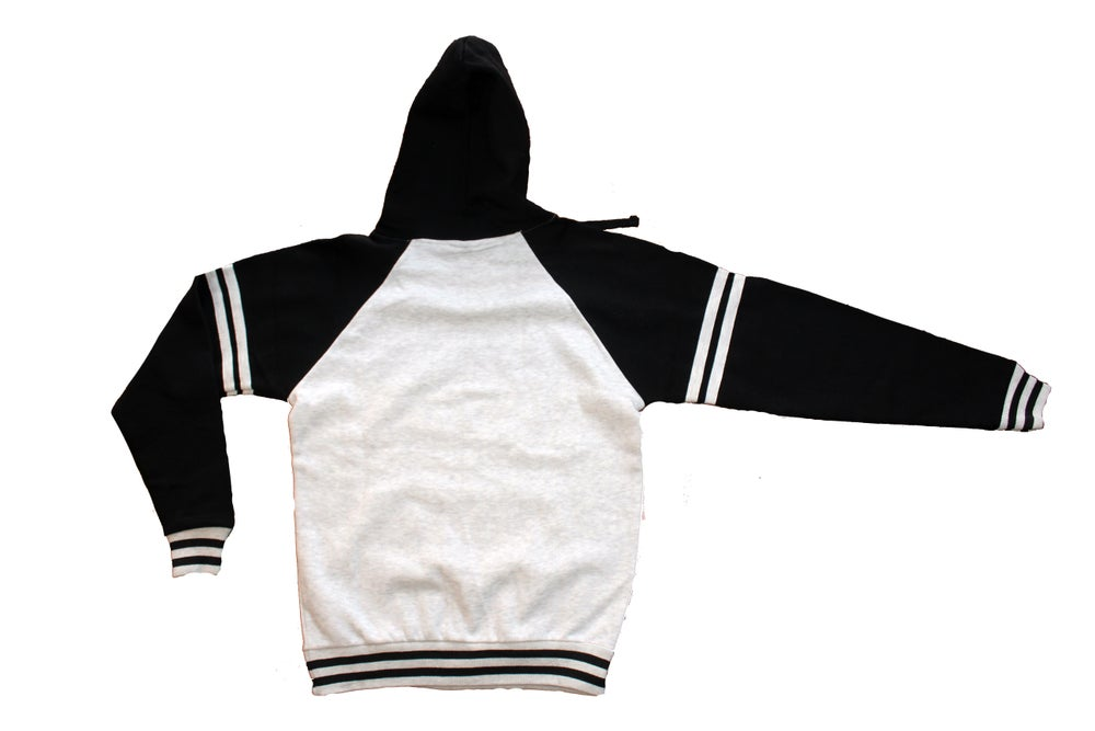 "Image of ""Roots & Culture"" Pullover Hoodie (Black)"