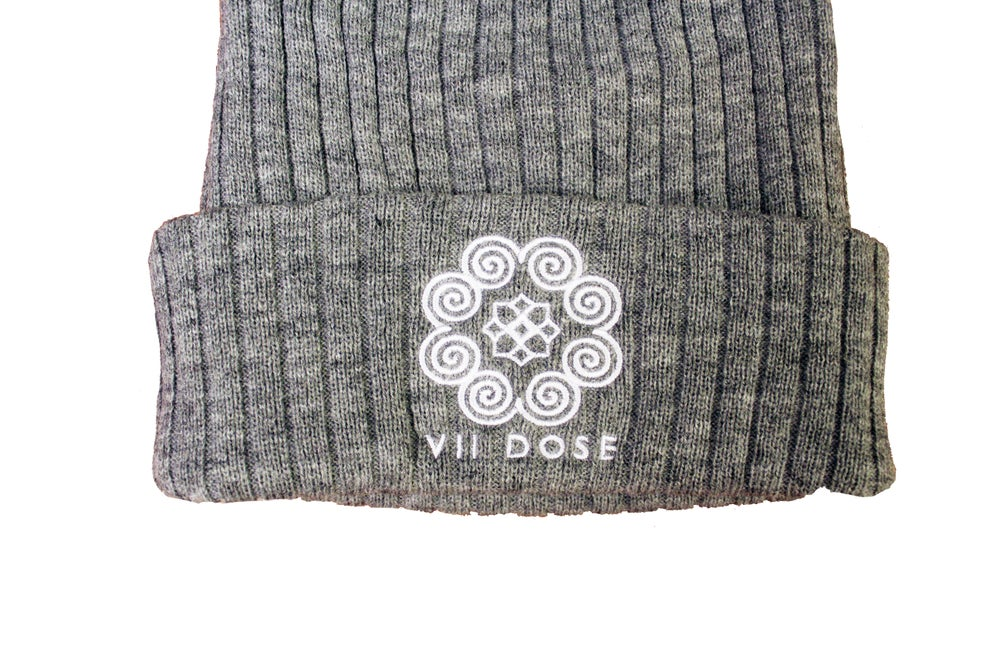 """Image of  """"Roots & Culture"""" Beanies (Black/Grey & Full Grey)"""
