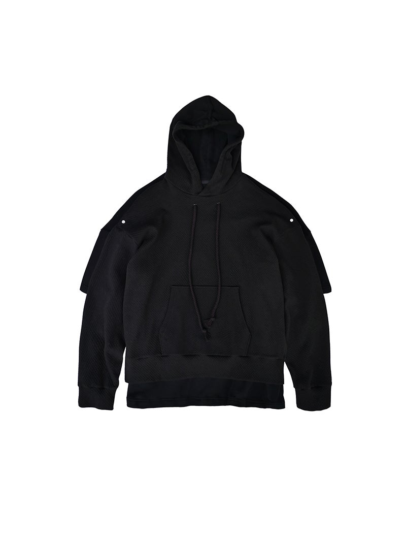 Image of (A)crypsis 2019A/W 'N/(A) SPACESHIP'-Oversize hoodies