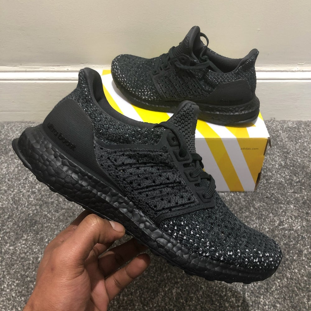 Image of Adidas UltraBoost Clima Black