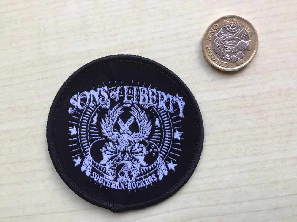 Image of Sew On Patch - Southern Rockers