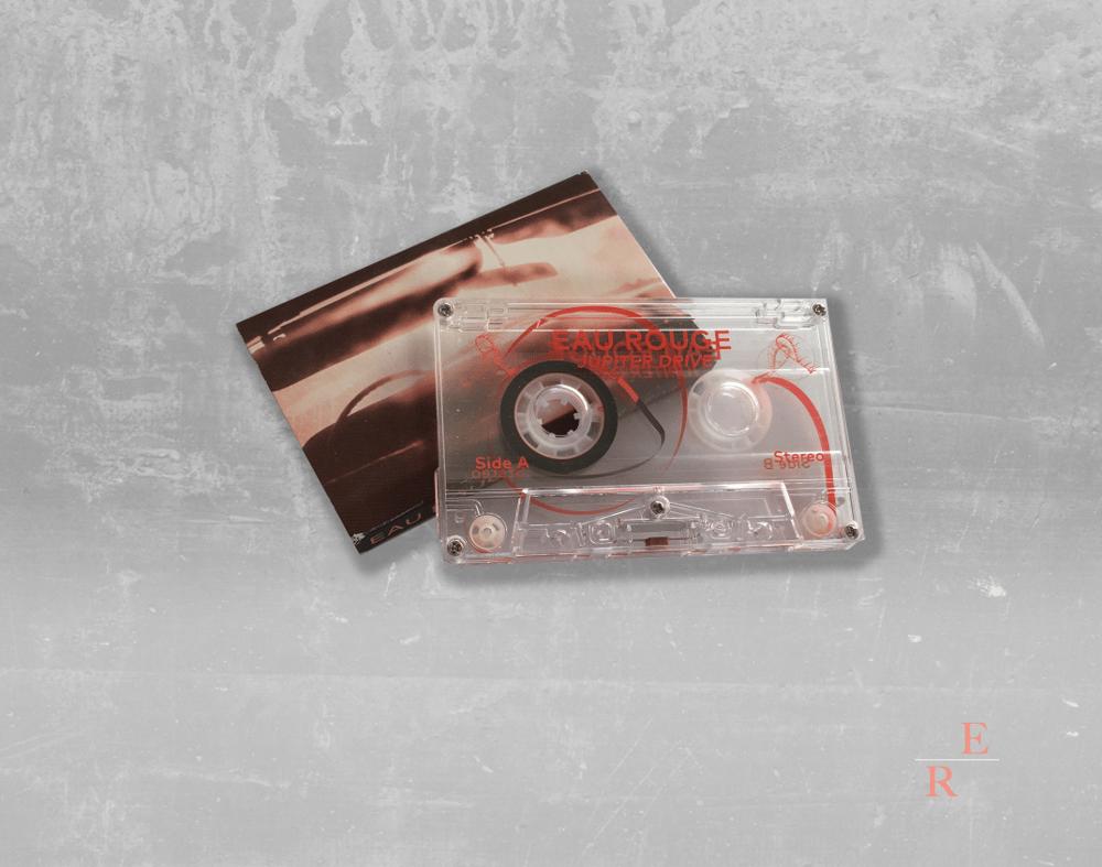 Image of Jupiter Drive - Cassette Single