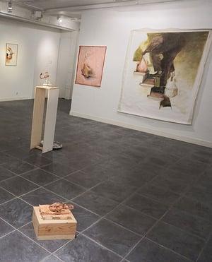"Image of Chloé Silbano ""LA MISE AU TAMIS"" 2018"