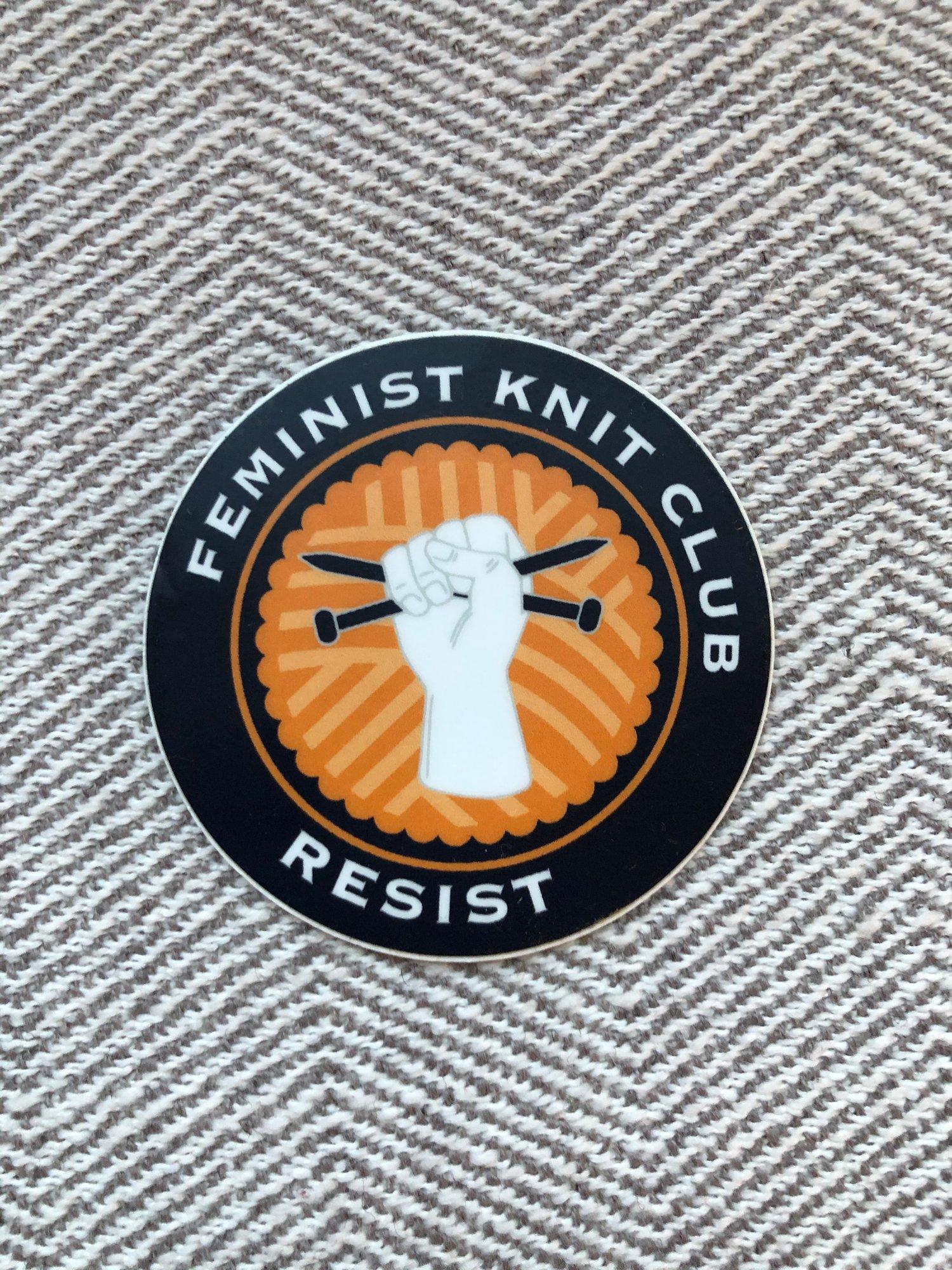 Image of Feminist Knit Club