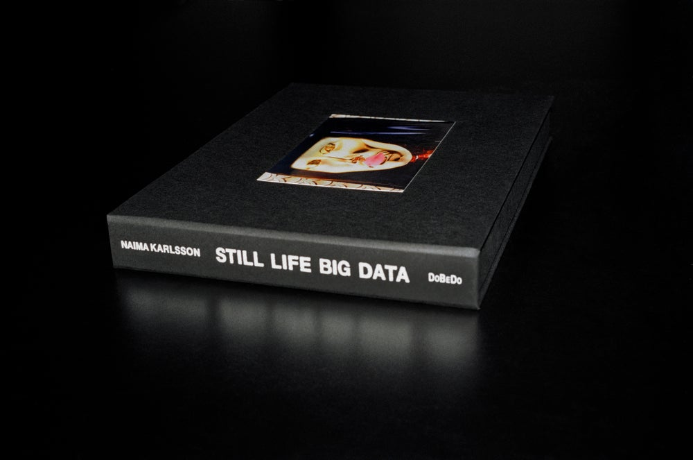 Image of 'STILL LIFE BIG DATA' BY NAIMA KARLSSON