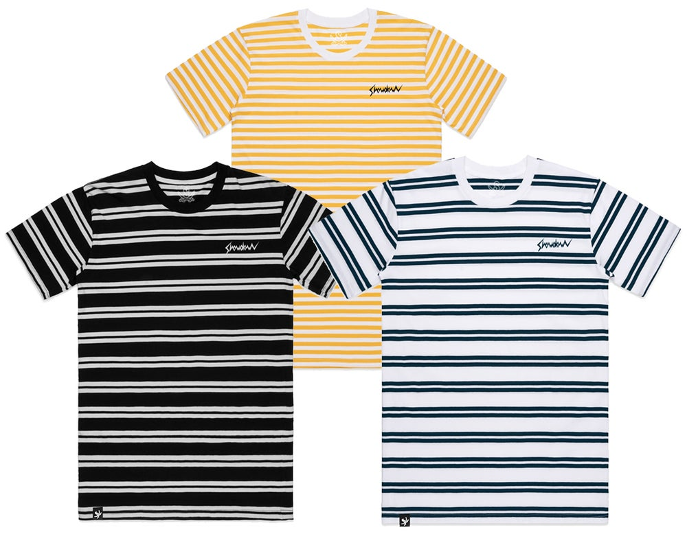 Image of MENS PREMIUM STRIPER T