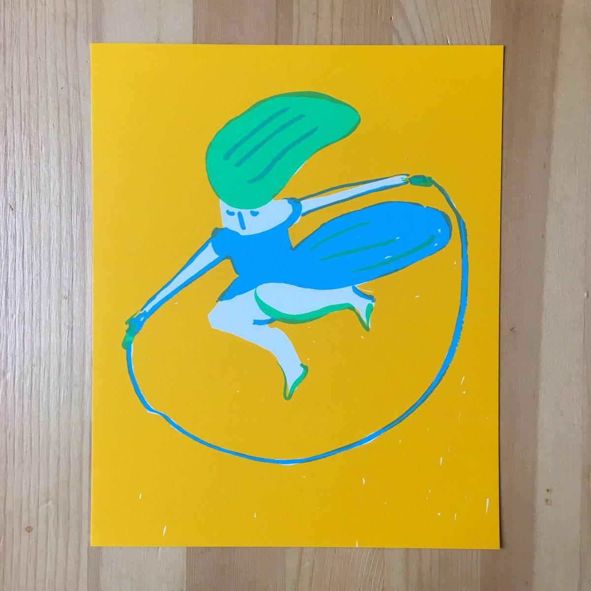 Image of Saltar à corda