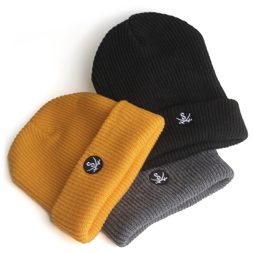 Image of SHOWDOWN FOLDED TOQUE