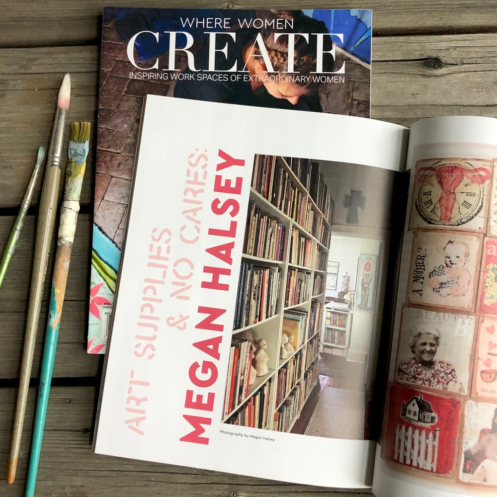 Image of Where Women Create Magazine (April/May 2018)