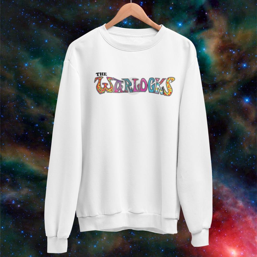 The Warlocks Tribute Crew Neck Sweatshirt!