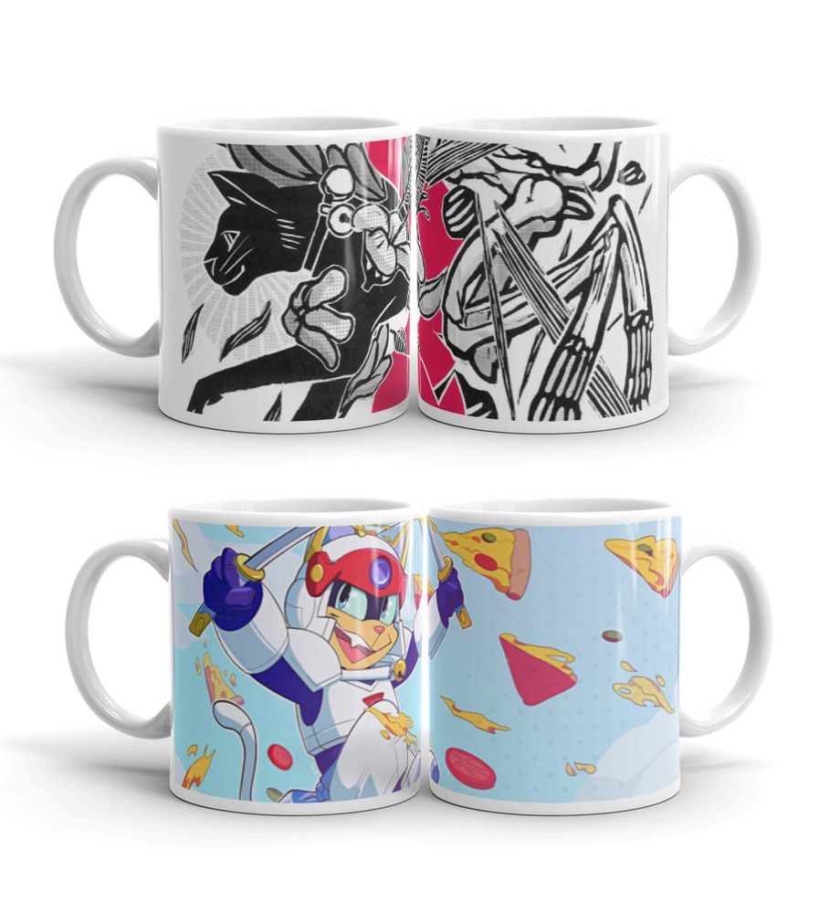 Image of Cats and Mugs!