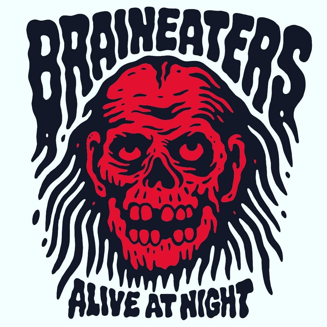 Image of BRAINEATERS Long sleeve T-Shirt