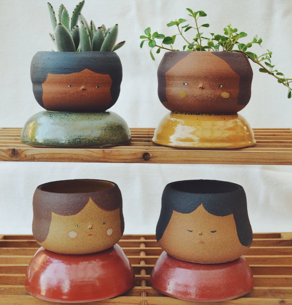 Image of Big Baby Nina Planters