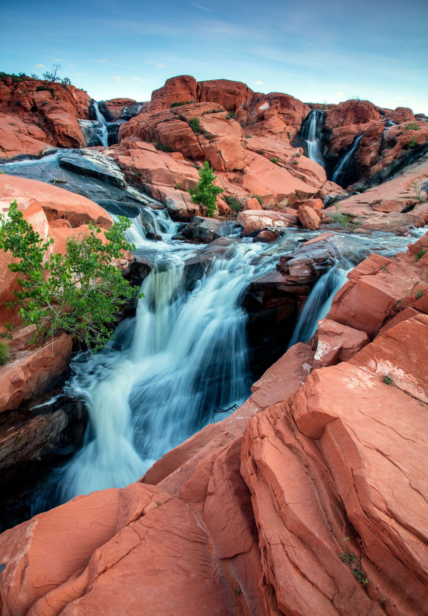 Image of Falls at Gunlock