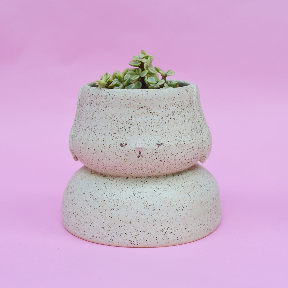 "Image of Tokki 4"" Planter"