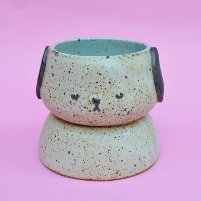 Image of High Fire Dog Planter