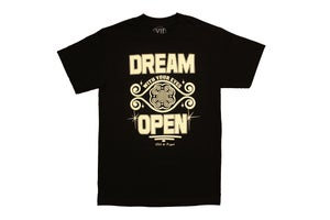 "Image of Classic ""DREAM with your eyes OPEN"" TEE"