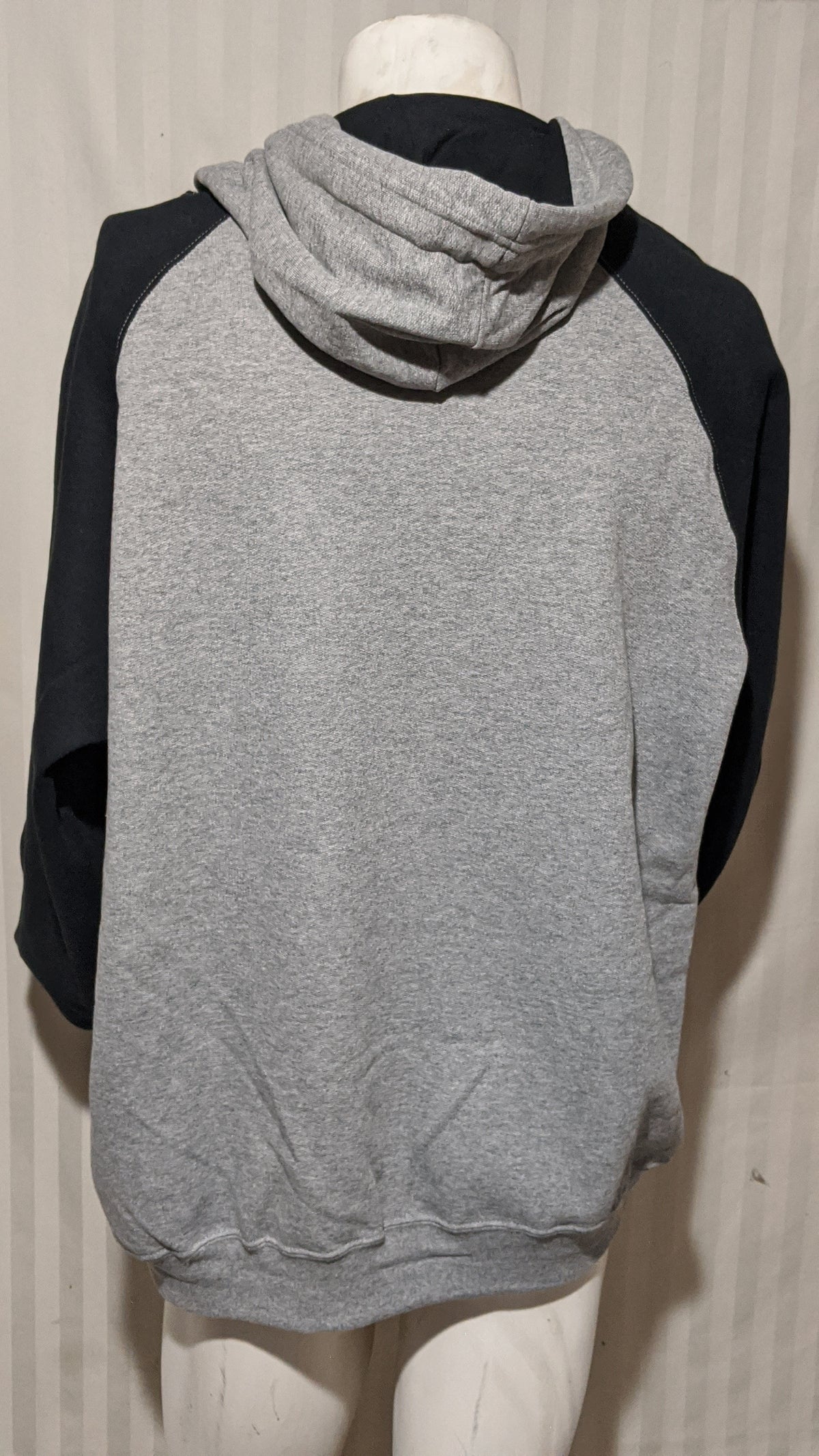 Image of XDL Unisex Two Tone Hoodie