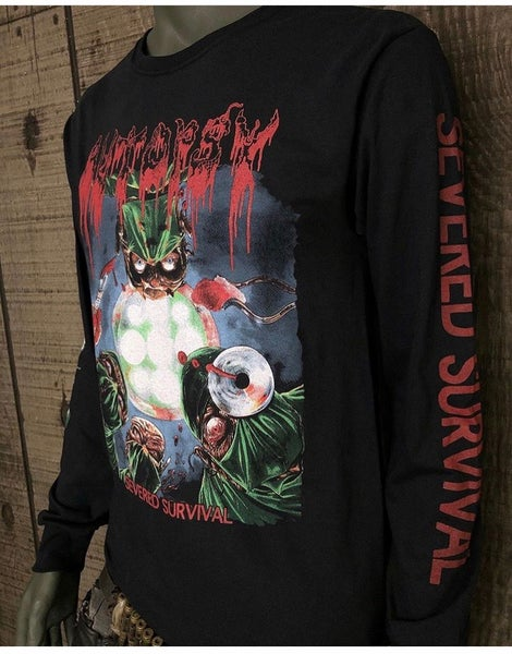 Image of **Pre-Order** Severed Survival Surgeons 30th Long Sleeve Shirt