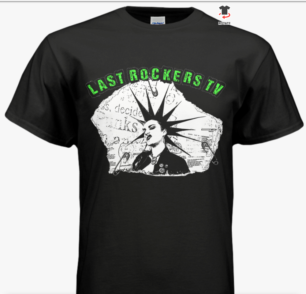 Image of LAST ROCKERS TV T-Shirt
