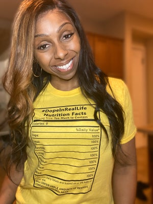 Image of #DopeInRealLife Nutrition T-Shirts and Hoodies