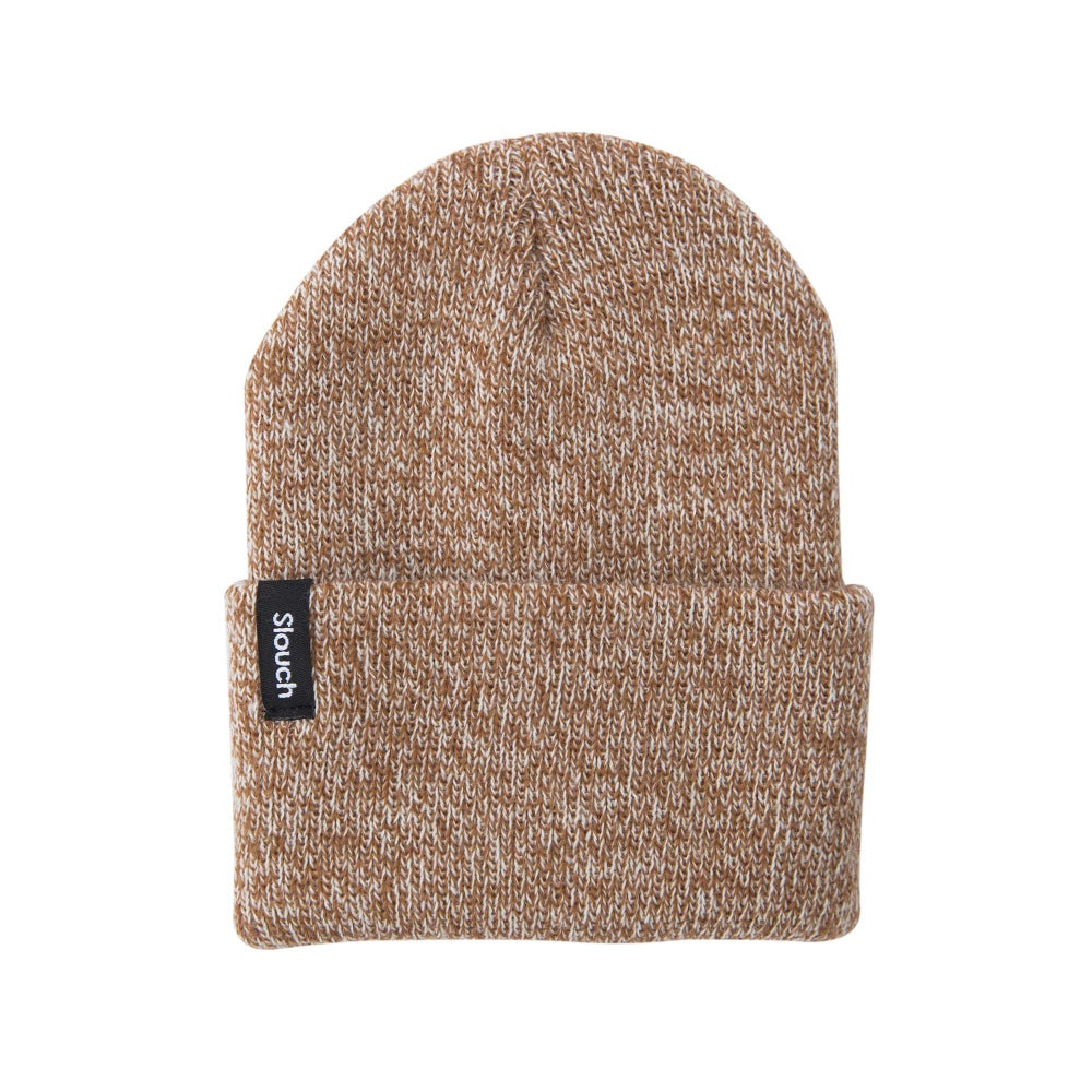Image of Heather Copper Knit Cuff Beanie