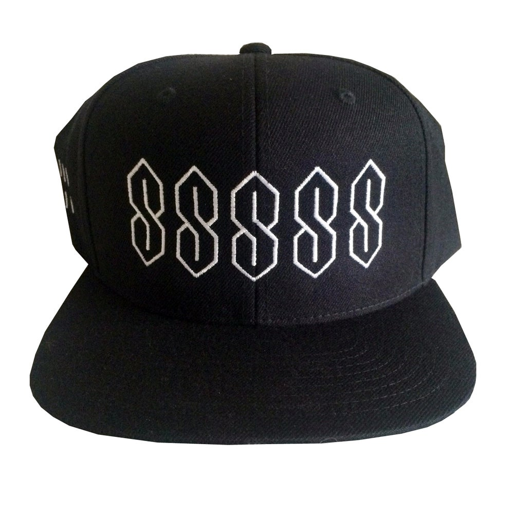 Image of Sopearb1999 Super S Snapback Cap