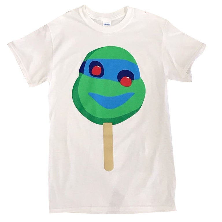 Image of Leonardo Tee - HELLA LIMITED EDITION