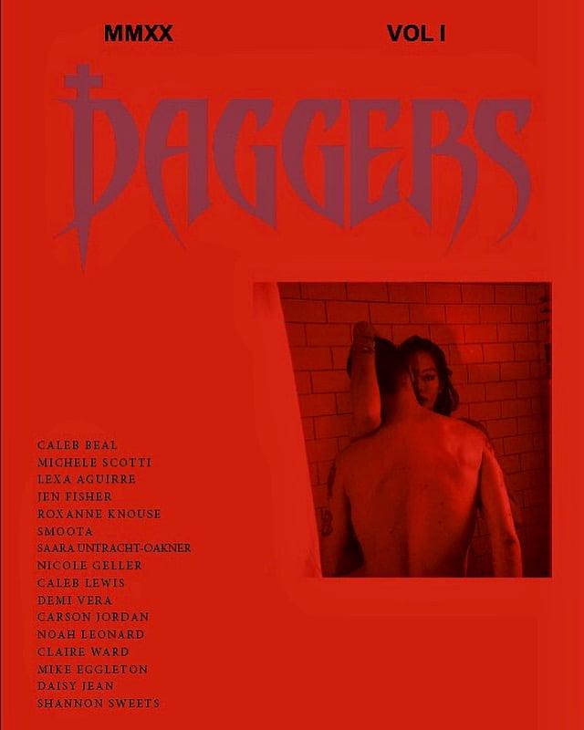 Image of VOLUME I // SS MMXX DAGGERS MAGAZINE- THIRD RUN