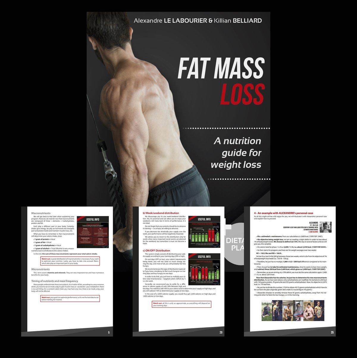 Image of E-BOOKS PERTE DE GRAS / FAT LOSS