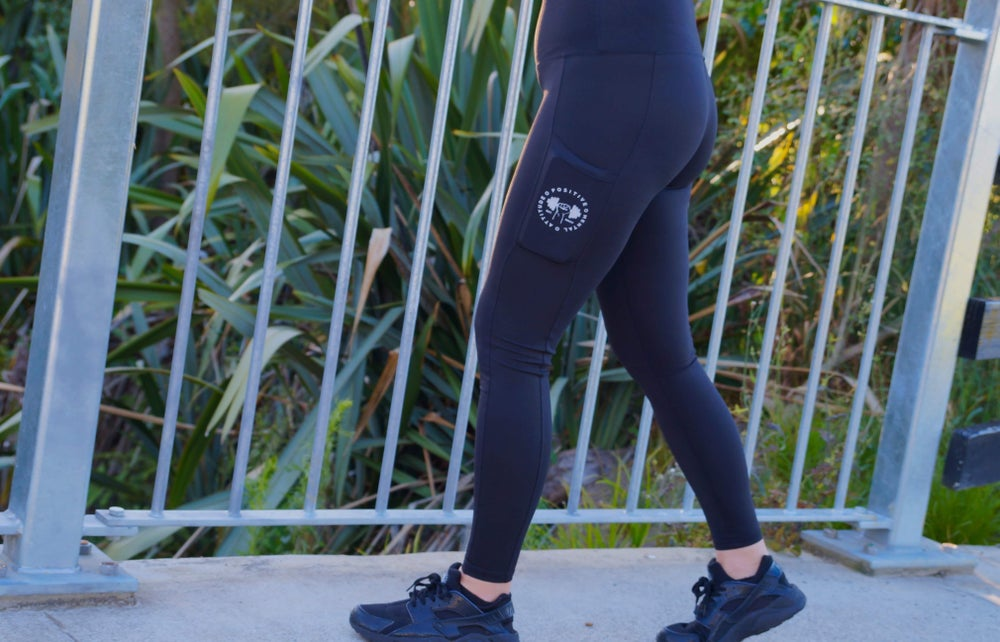 Image of PMA Fitwear Leggings - Black