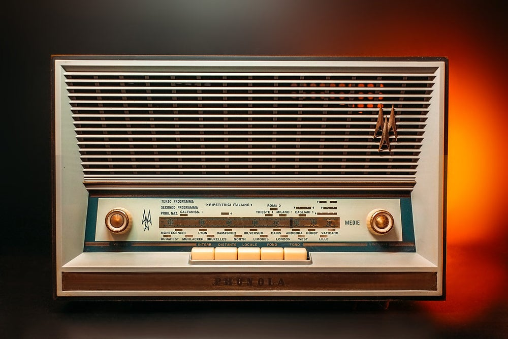 Image of PHONOLA T705 (1960) RADIO D'EPOCA BLUETOOTH