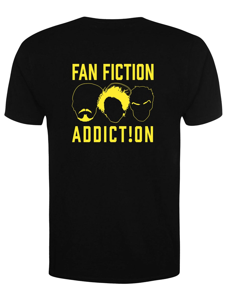 Image of FAN FICTION ADDICT!ON TEE