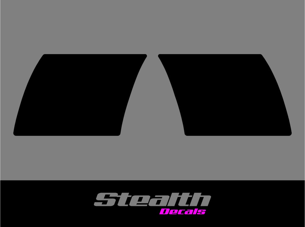Image of Mitsubishi EVO 8 2003-2005 Stone Guard Chip Protection film